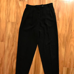 Emma James Black Dress Pants